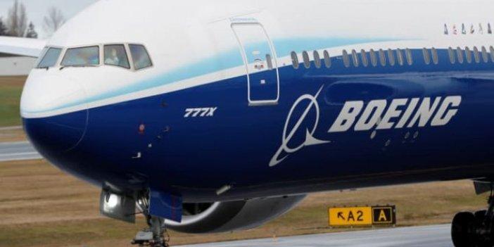 Havacılık devi Boeing'ten rekor zarar