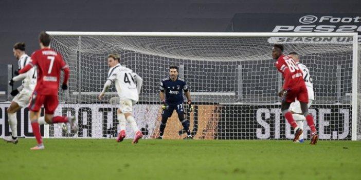 Merihli Juventus İtalya Kupası'nda yarı finalde