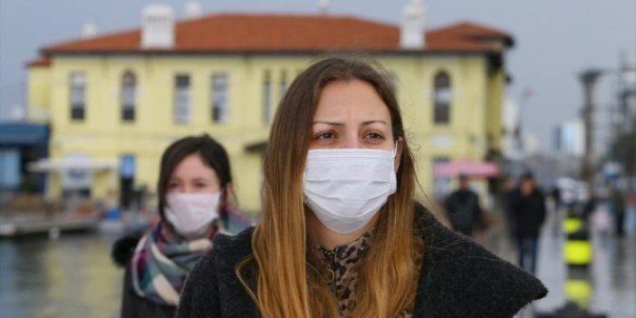 Herkes bunun arkasına sığınarak maske takmak istemiyordu. Bilim Kurulu üyesi Tevfik Özlü işin aslını açıkladı