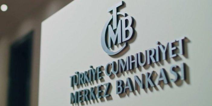 TCMB'nin resmi rezerv varlıkları açıklandı