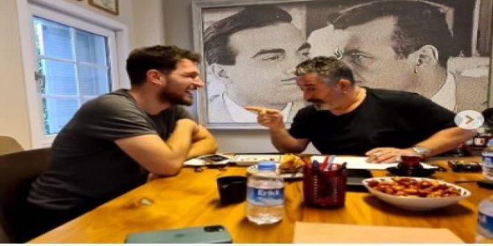 Uraz Kaygılaroğlu, Cem Yılmaz'ın yeni Netflix dizisi için hazırlanıyor