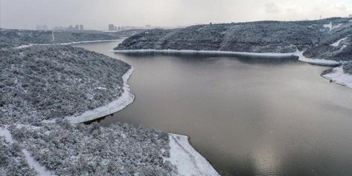 İstanbul'da yağışlar barajlara nefes aldırdı. Su seviyesi yüzde 36,96'ya yükseldi