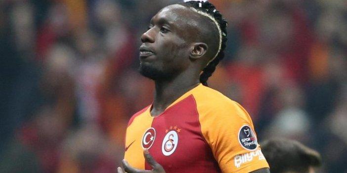 Galatasaraylı Diagne İngiltere'de. Kasımpaşa'nın aklı bu transferde