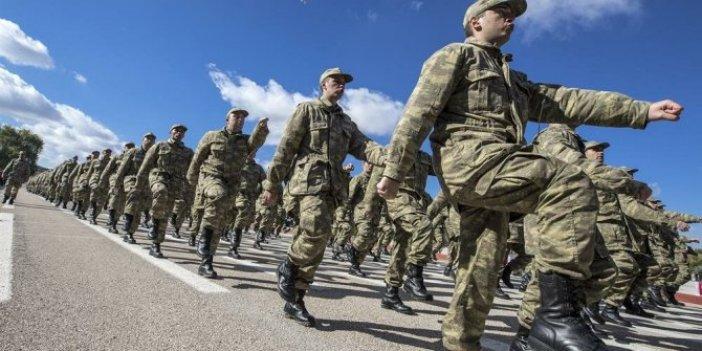 Yeni askerlik düzenlemesi Meclis'ten geçti