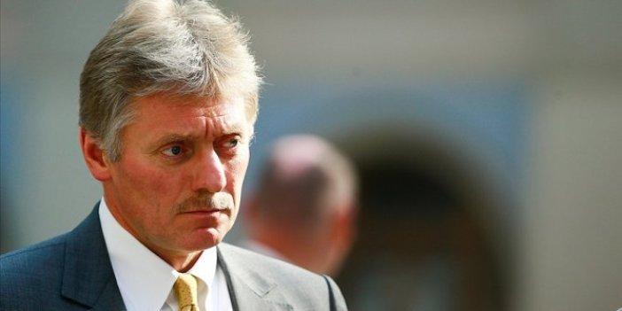 Kremlin Sözcüsü Peskov'dan gözaltına alınan muhaliflerle açıklama