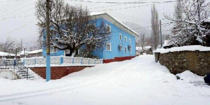 Kütahya'da 1 köy karantinaya alındı