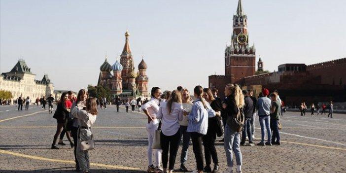 Rusya'da 15 yıldır en büyük düşüş