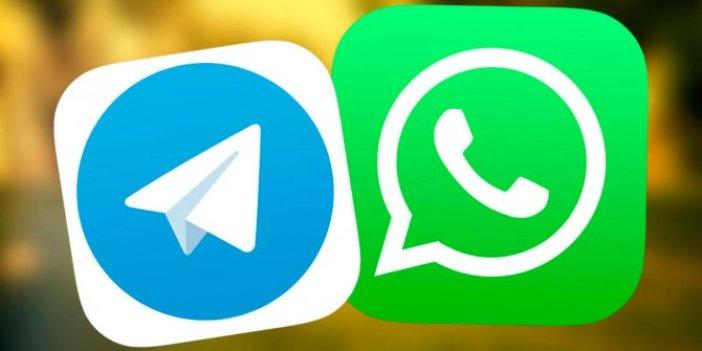 Telegram'dan WhatsApp'ı kızdıracak hamle