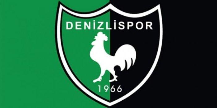 Denizlispor'da teknik direktör istifa etti