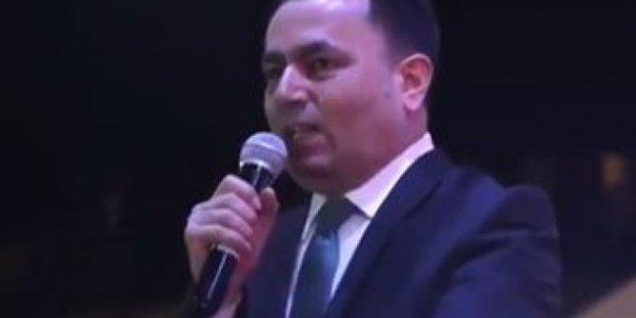 Barış Yarkadaş Yozgat Valisi'nin konuşmasını paylaşarak militan tartışmasına dahil oldu