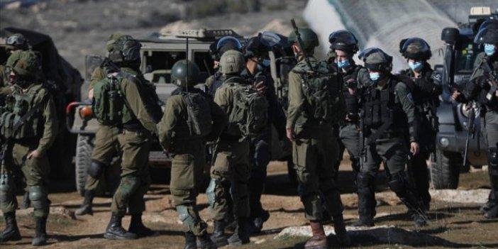 İsrail güçleri bir Filistinliyi yaraladı, 5 kişiyi gözaltına aldı
