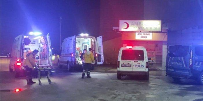 Manisa'da silahlı saldırıda 3 polis yaralandı