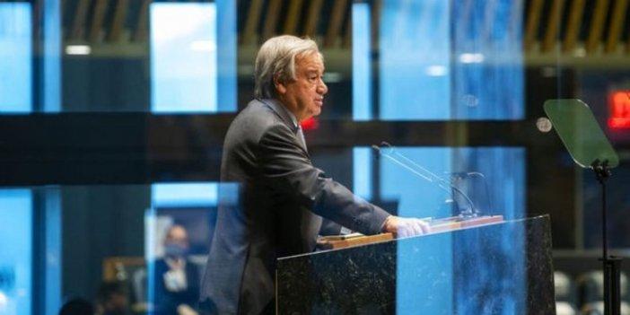 BM'den Libya'daki tüm yabancı güçler çeklsin çağrısı
