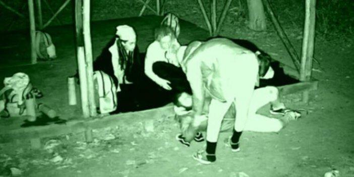 Survivor'da korku dolu anlar. Efsane güreşçi Reşit Karabacak'ın oğlu bir anda yere yığıldı