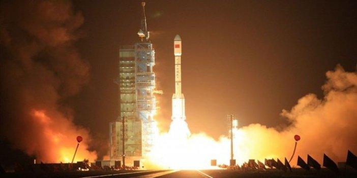 Çin uzaktan algılama uydularını uzaya gönderdi
