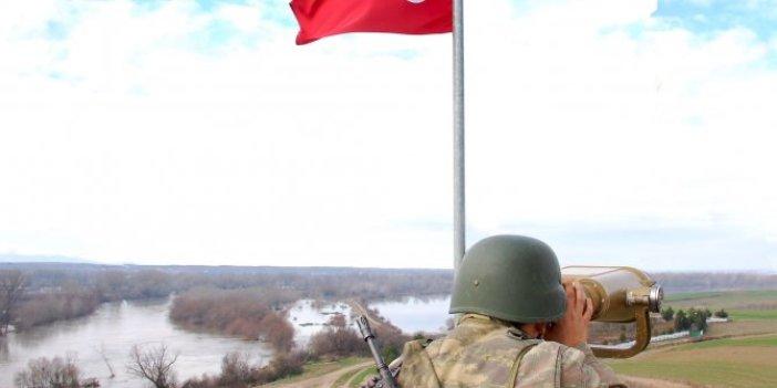 Milli Savunma Bakanlığı duyurdu! Edirne'nin İpsala ilçesinde yakalandı