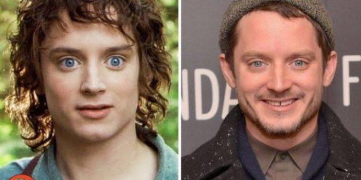 Frodo Baggins'in bir de son haline bakın. Yüzüklerin Efendisi'yle meşhur olmuştu. Demek ki yüzük onda değilmiş yaşlanmış