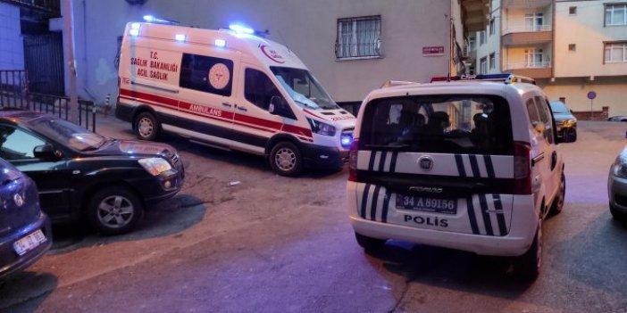 İstanbul'un orta yerinde sır cinayet