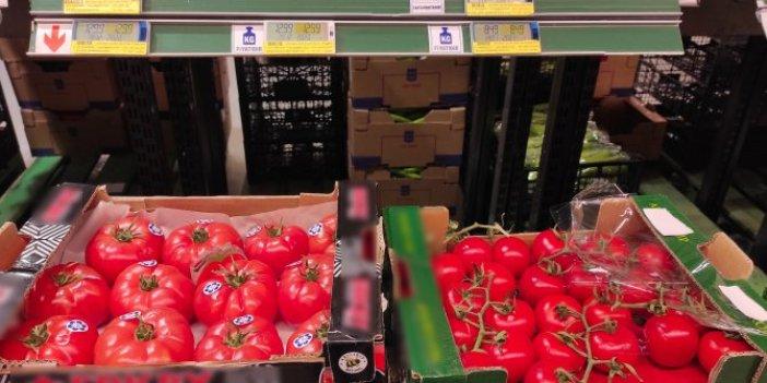 Domates meyve mi sebze mi. Kafaları karıştıran soru