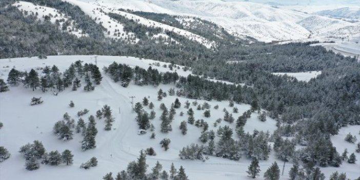 Sivas'ta 385 köy yolu ulaşıma kapandı