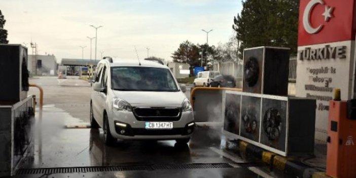 Bulgaristan'dan Türkiye'ye PCR testi zorunluluğu