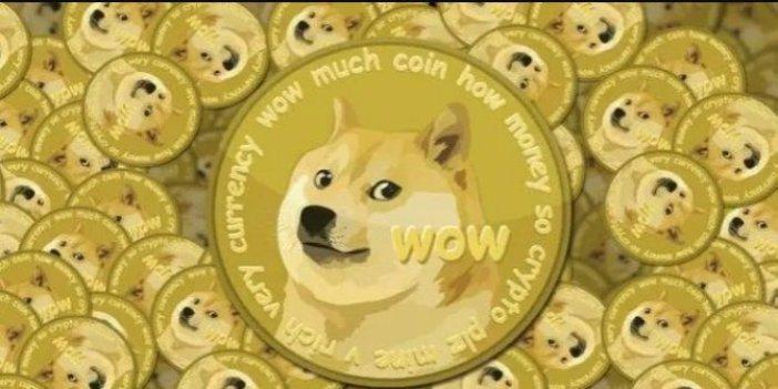 Kripto para Dogecoin'e Reddit etkisi. Tarihi seviyede yükseldi