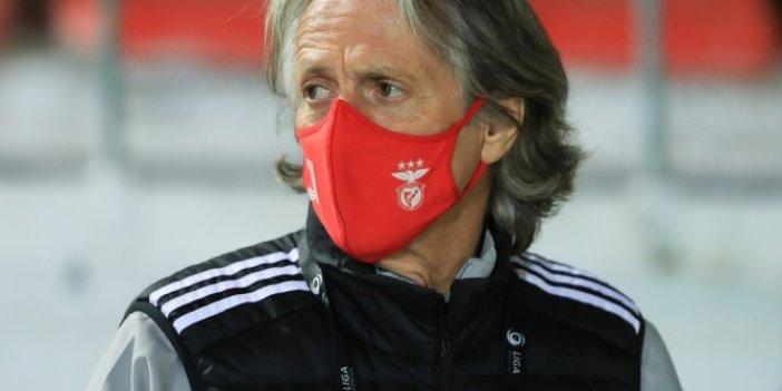 Benfica teknik direktörü Jorge Jesus koronaya yakalandı