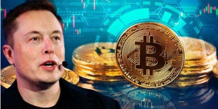 Elon Musk Bitcoin yazdı fiyatları patladı