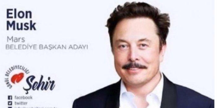 Elon Musk AKP'den belediye başkan adayı oluyor. Cumhurbaşkanı Elon Musk ile görüştü sosyal medya espri bombasını patlattı