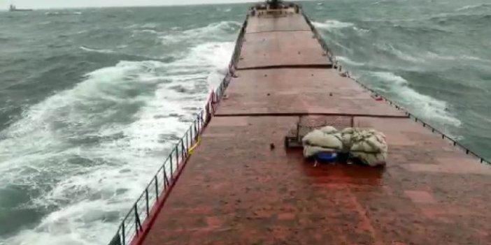 Bartın açıklarında batan gemide kaptan Mayday diyor Türk yetkili Türkçe karşılık veriyor. 6 kişinin hayatını kaybettiği gemi olayında büyük skandal var