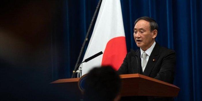 JaponyaBaşbakanı Yoşihide Olimpiyat Oyunları açıklaması