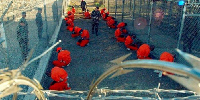 ABD Başkanı Biden'a Guantanamo'yu kapat çağrısı