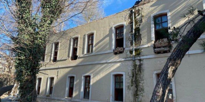 Kasımpaşa'daki tarihi Divanhane Kapısı Karakolu'nun yıkımında yeni gelişme!
