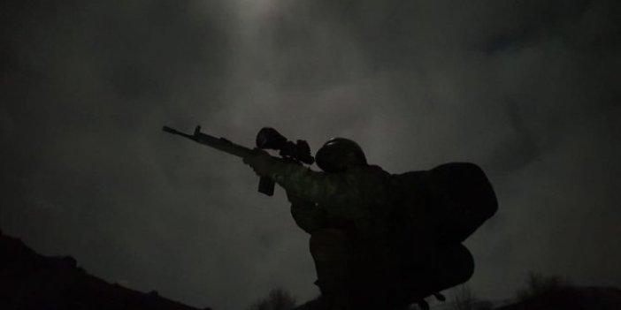 Barış Pınarı ve Fırat Kalkanı Bölgesinde 3 PKK/YPG'li terörist öldürüldü