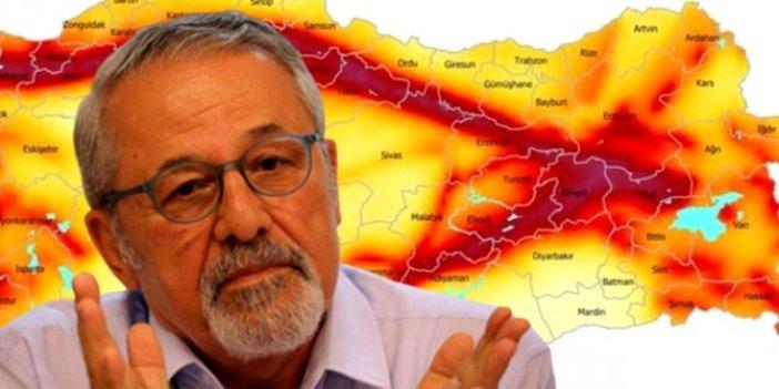 Kandilli Rasathanesi'nin  İstanbul depremi uyarısının ardından Prof. Dr. Naci Görür'den dikkat çeken açıklama