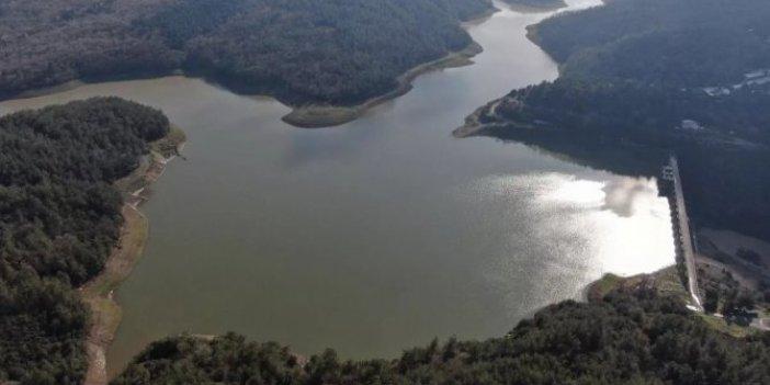 İstanbul'daki barajların son durumunu İSKİ açıkladı
