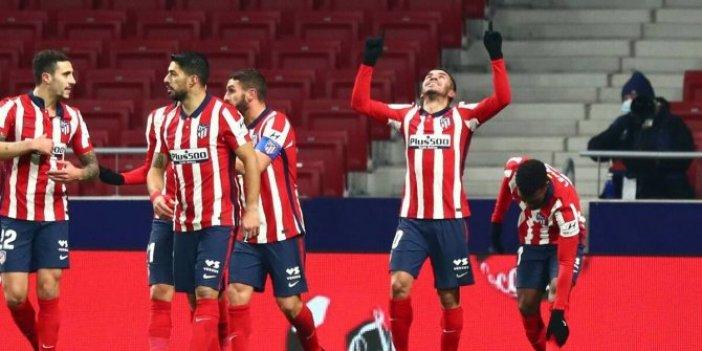 Atletico Madrid'de Yannick Carrasco ve Mario Hermoso koronaya yakalandı