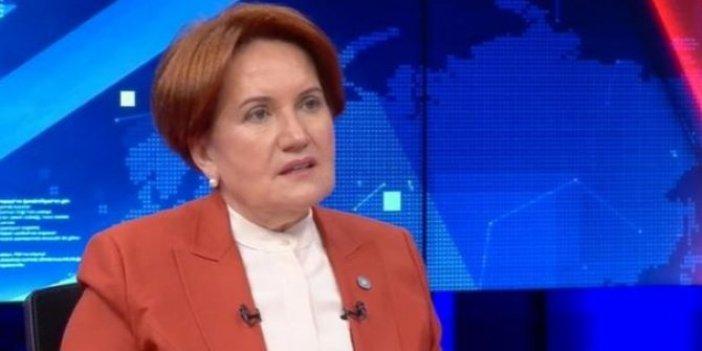 İYİ Parti lideri Meral Akşener: İttifak meselelerine daha sonra bakacağız!