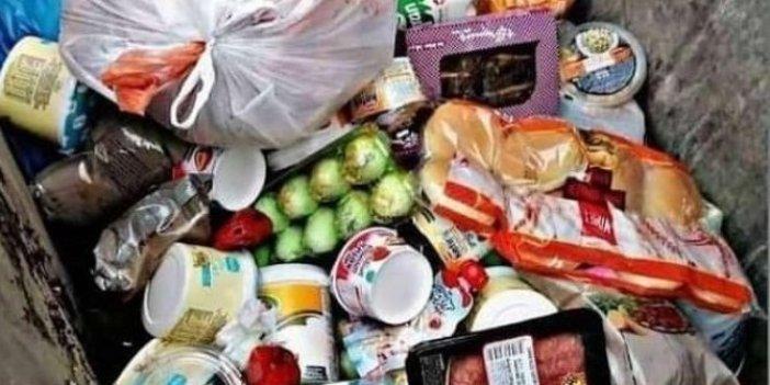 Türkiye'nin gerçeği çöp konteynerinde ortaya çıktı