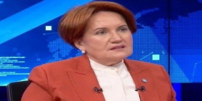 İYİ Parti lideri Akşener: Dünya'yı yakarsa garipler yakar