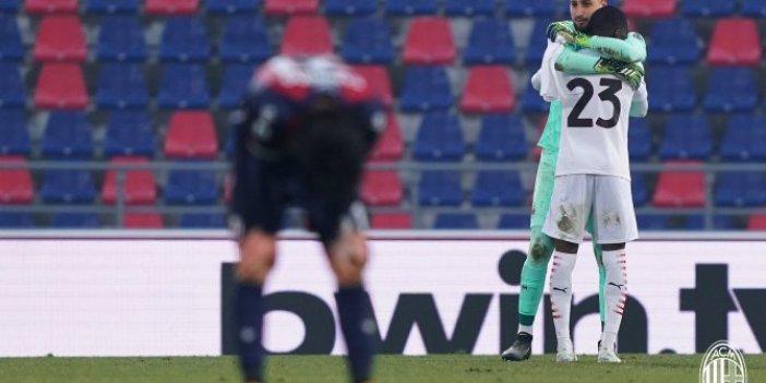 Milan, galibiyetle başladı