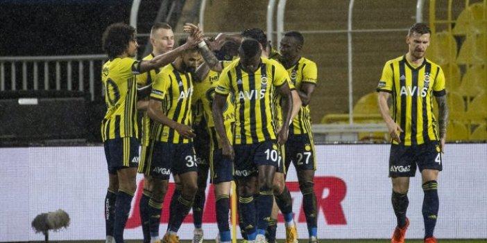 Fenerbahçe kazanarak zirve takibini sürdürdü