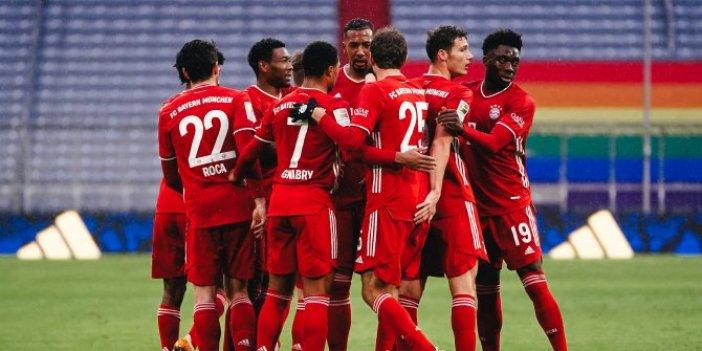 Bayern Münih sahasında Hoffenheim'ı farklı geçti