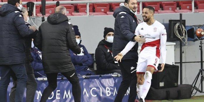 Antalyaspor Başkent'te de kazandı