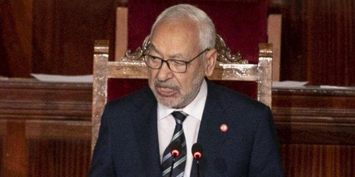 Tunus Meclis Başkanı Gannuşi: Tam bir parlamenter sistem kurulmalı