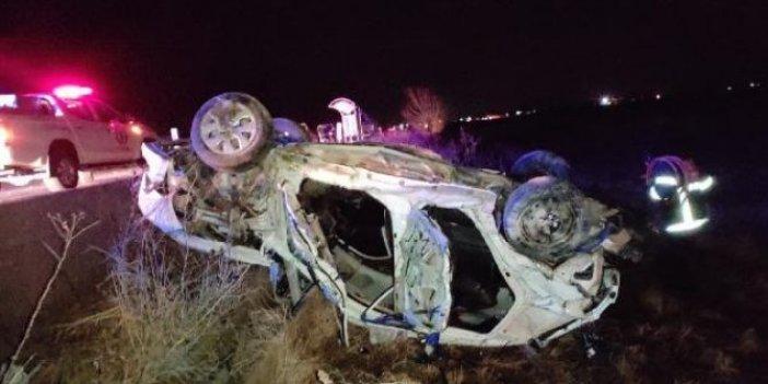 Şanlıurfa'da katliam gibi kaza 4 ölü