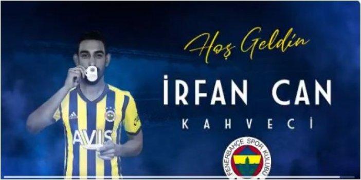 Fenerbahçe'den İrfan Can ile ilgili resmi açıklama