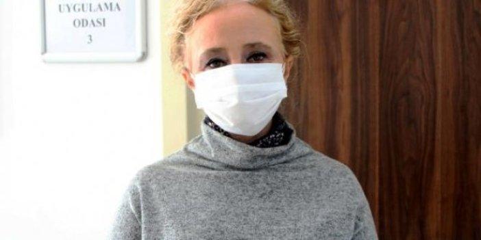 Prof.Dr. Yeşim Taşova aşı olanların koronaya yakalanma nedenini açıkladı
