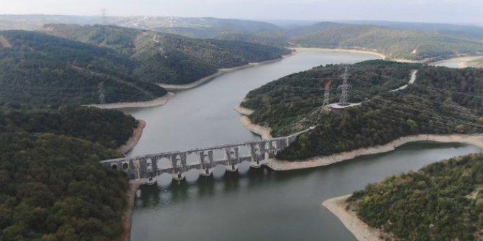 İstanbul'daki barajların son durumu açıklandı. Yağışlar ne kadar etki etti