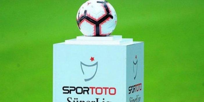 Süper Lig'de 23. hafta heyecanı başlıyor! İşte haftanın programı